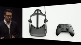 Oculus Rift + Xbox One controller