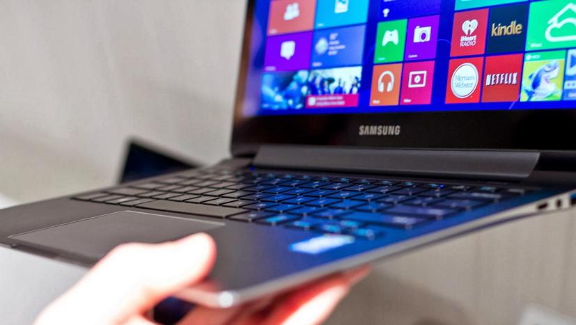 Samsung ATIV Windows laptop