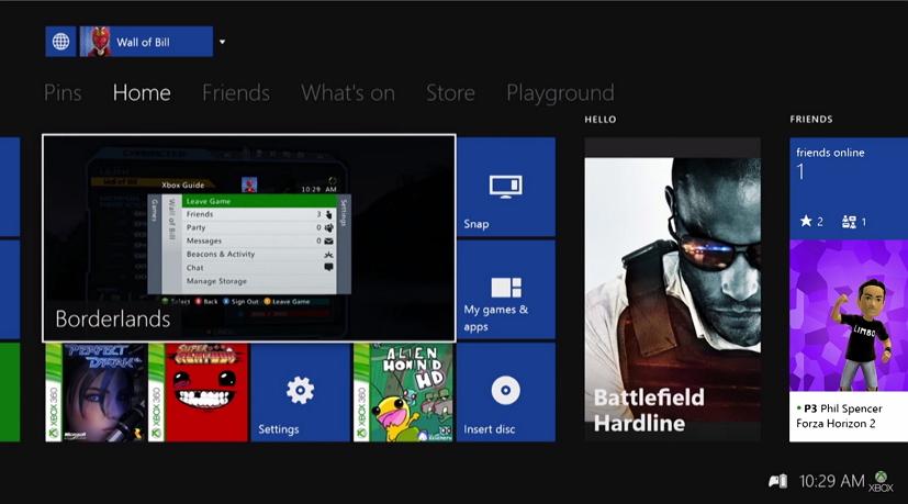 Microsoft explains Xbox One backwards compatibility with Xbox 360