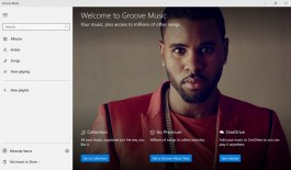 Groove Music from Microsoft