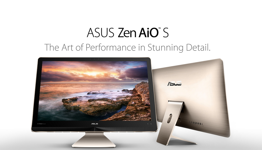 Asus Zen AiO S series Windows 10 PCs