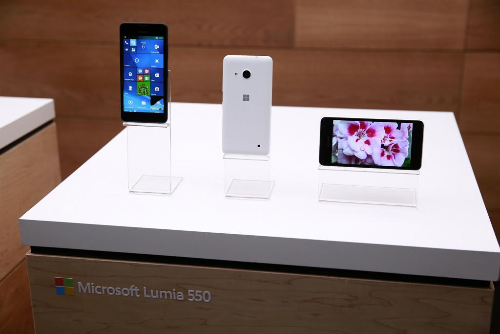 Lumia 550 Microsoft 2015