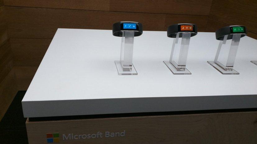 Microsoft Band 2 group