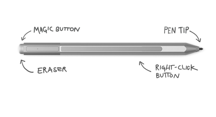 Surface Pen for Surface Pro 4