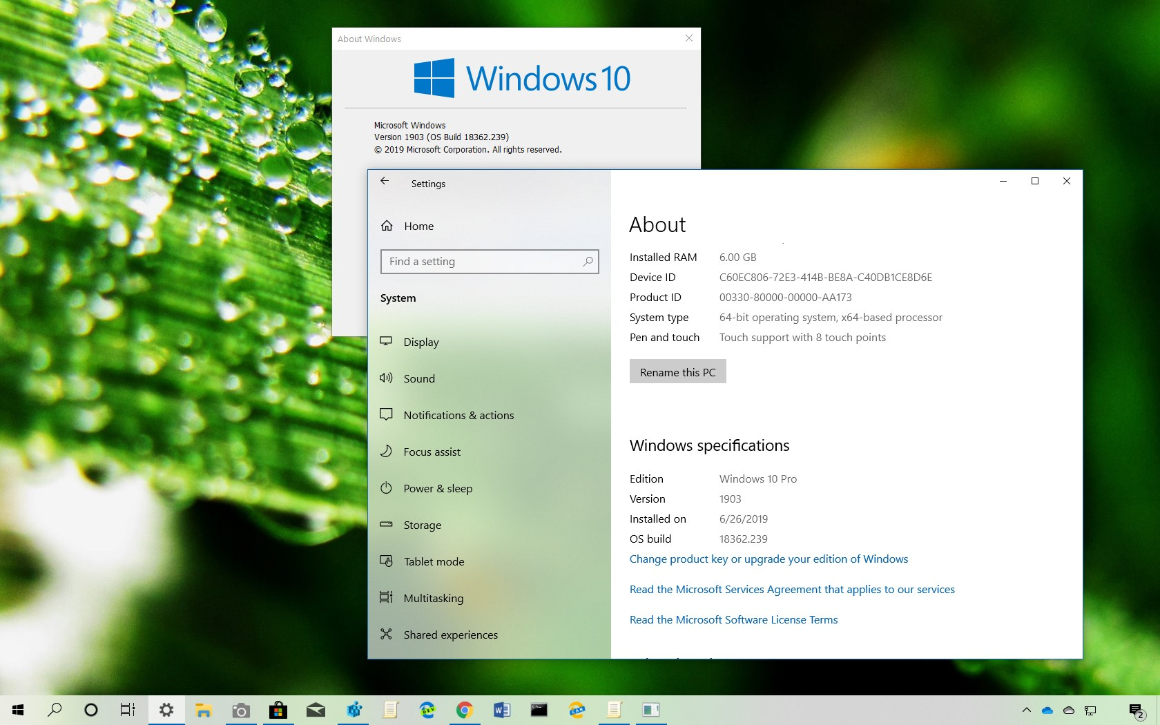 Top Five Windows Version Check - Circus