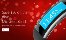 Microsoft Band 2 deal