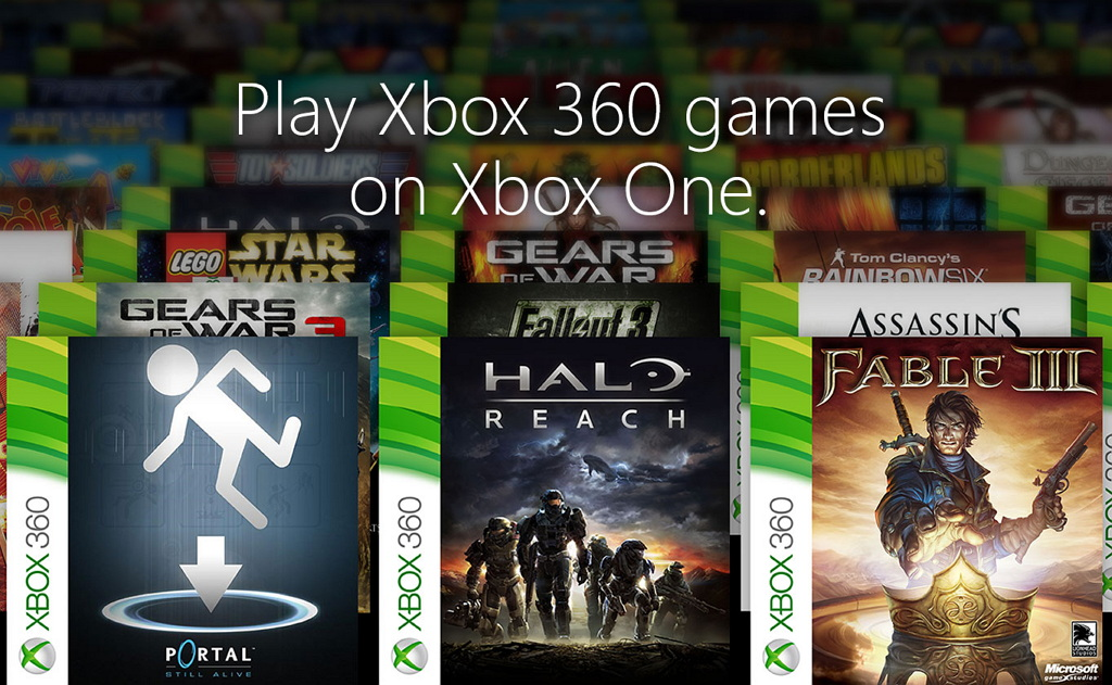 Xbox 360 games Xbox One Compatibility list update 1