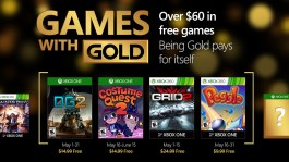 Free Xbox games for May 2016
