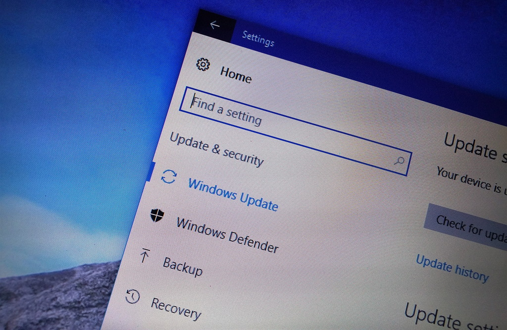 Prevent Windows 10 from installing the Anniversary Update