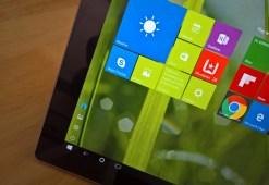 Windows 10 Anniversary Update green Start
