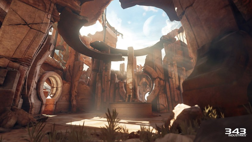 TEMPLE - NEW WARZONE ASSAULT MAP