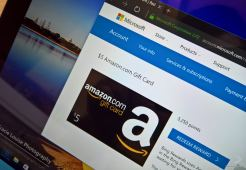 How to score free Amazon gift cards using the Microsoft Rewards