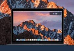 Upgrade to macOS Sierra