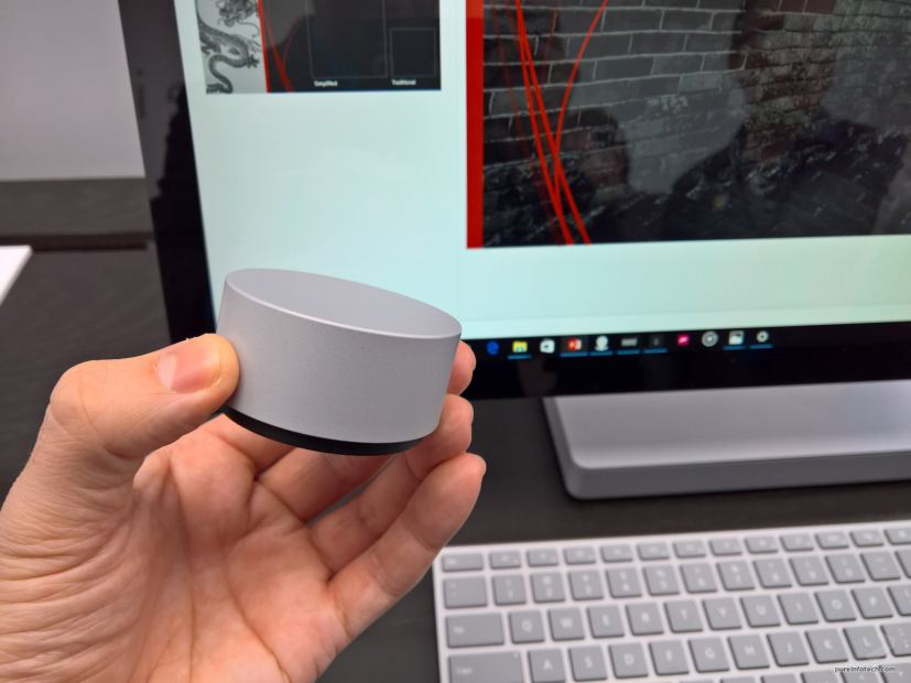 Surface Dial accessory