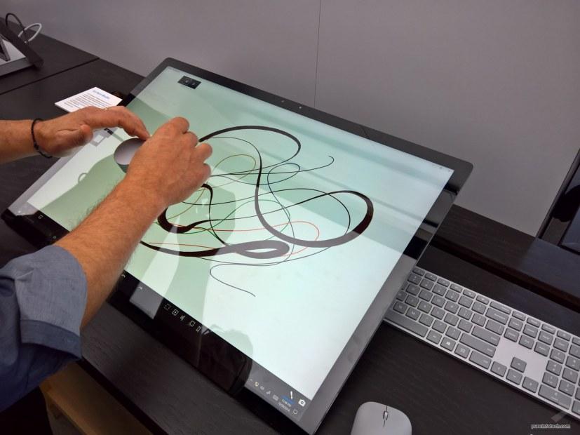 Surface Studio Dial