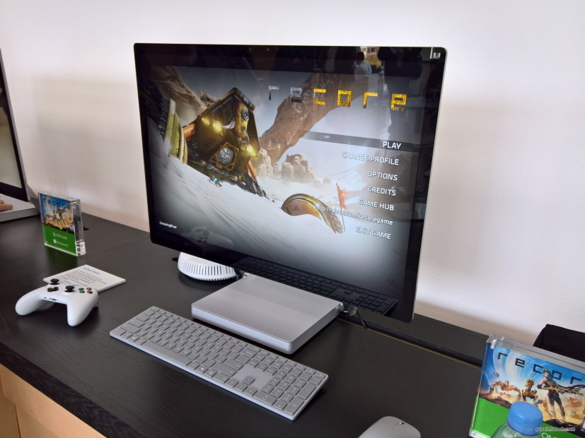 Surface Studio as gaming PC