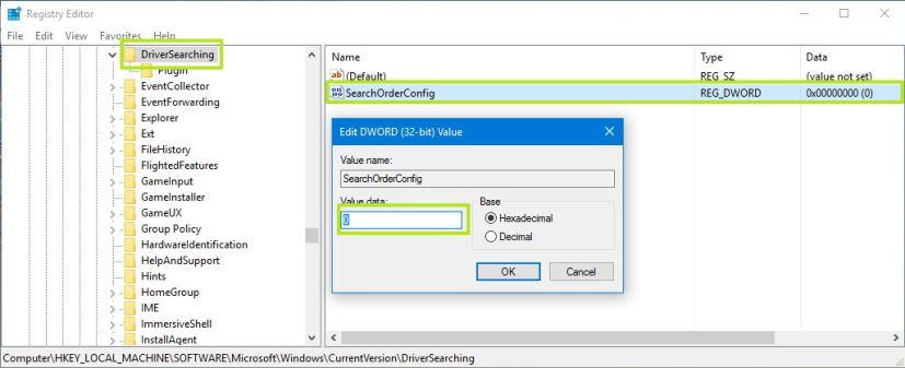 windows 10 microsoft inbox driver