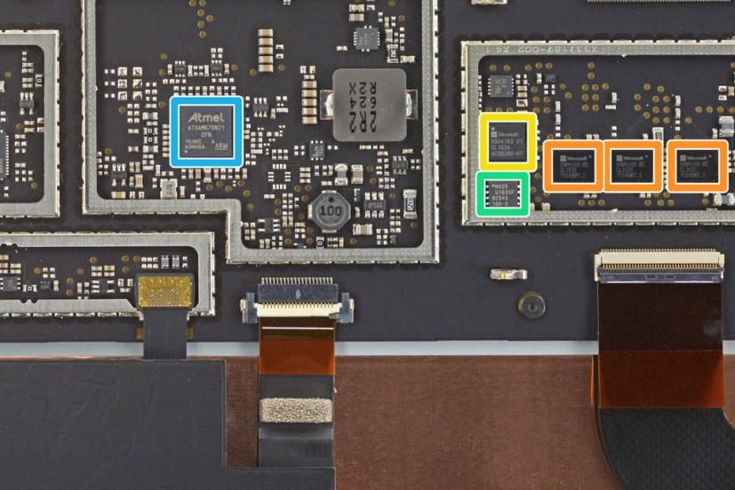 Atmel ATSAMS70N21 32-bit ARM Cortex-M7 processor