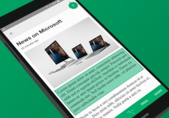 Microsoft Clip Layer for Android