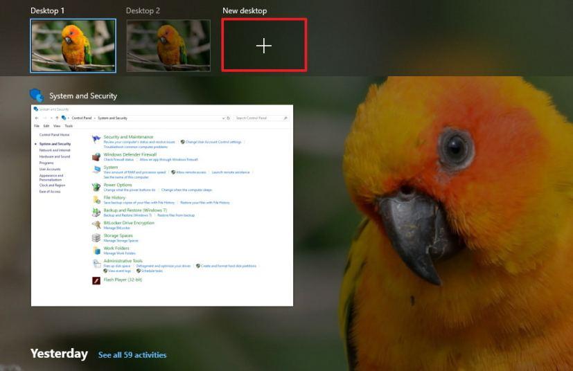 how to create virtual drive on windows 10