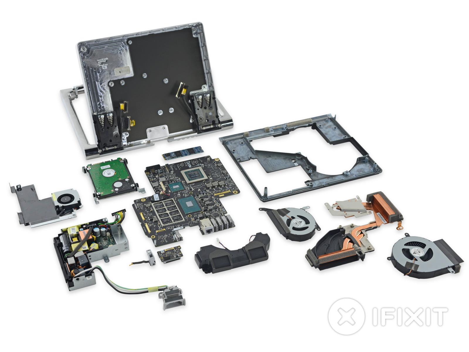 Surface Studio teardown