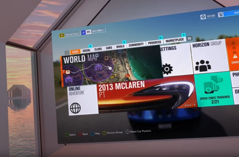 Xbox One Streaming on Oculus Rift