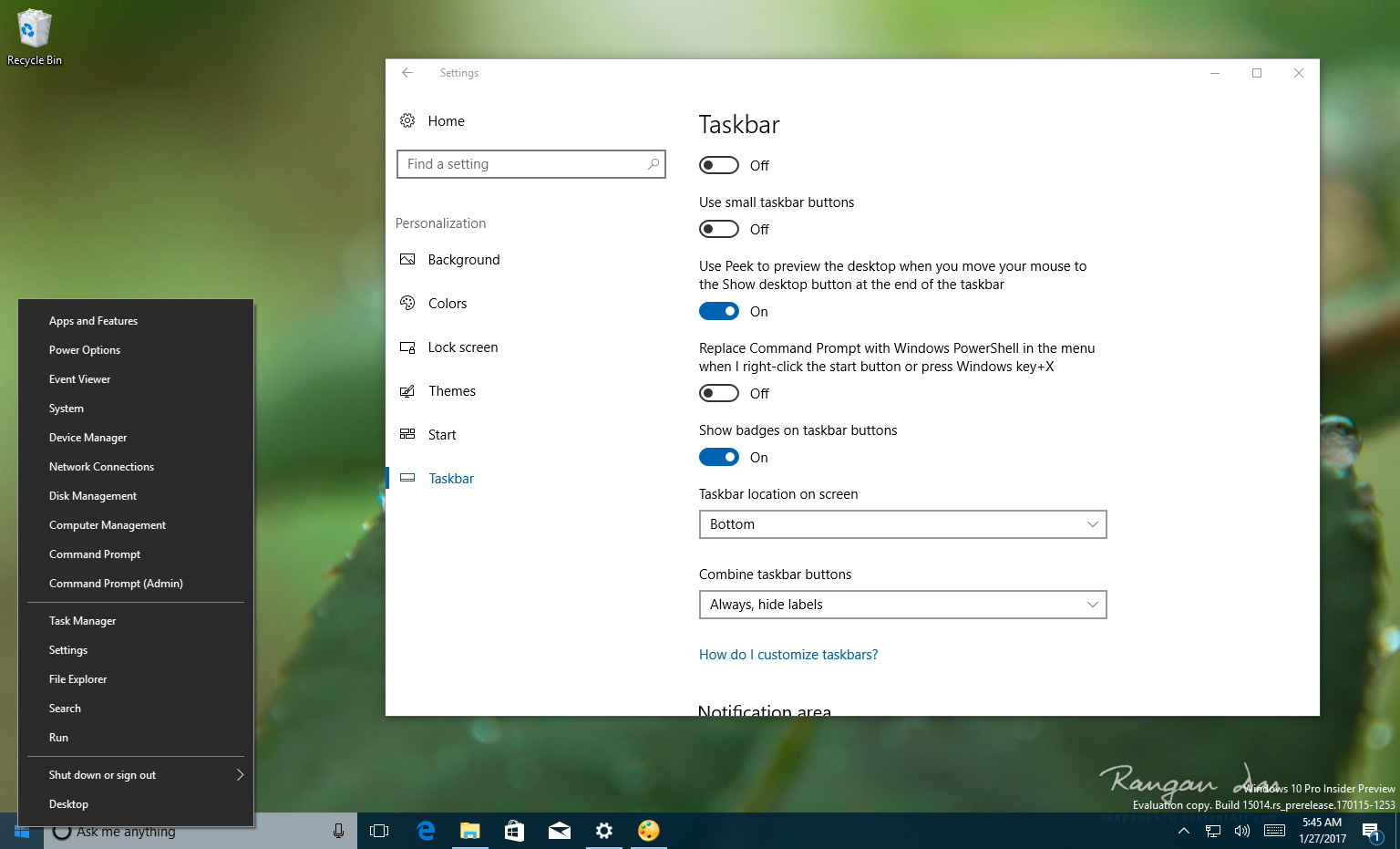 Administration Command Prompt Windows 10 - Command prompt on power user menu windows x