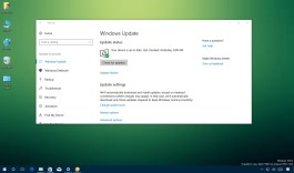 Windows 10 update over metered connection