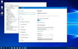 Fix Night light feature on Windows 10