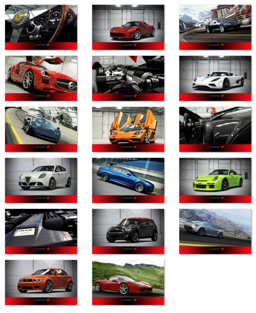 Forza Motorsports 4 wallpapers