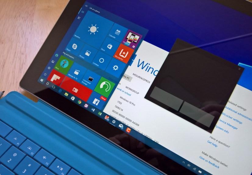 Windows 10 Creators Update best features