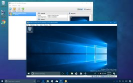 Install Windows 10 on VirtualBox