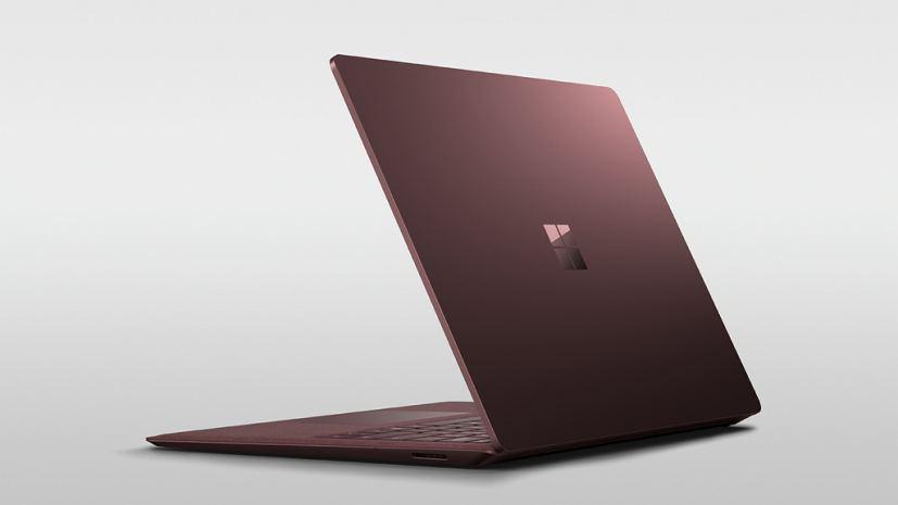 Surface Laptop (2017)
