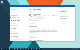 Windows 10 update KB4025342