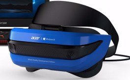 Acer Mixed Reality headset for Windows 10