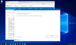 Download Windows 10 S installer