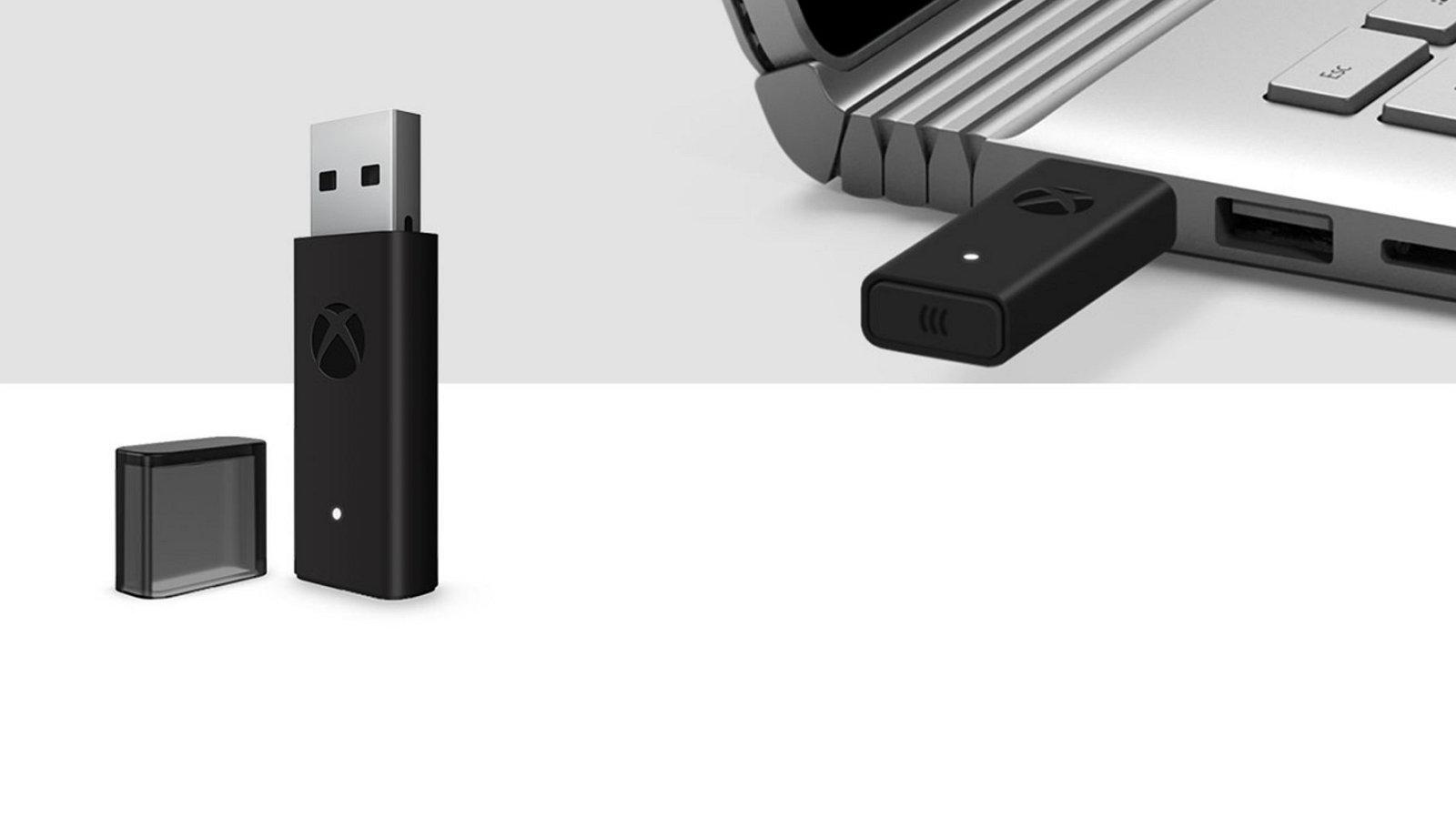 USB Xbox Wireless Adapter (2017)