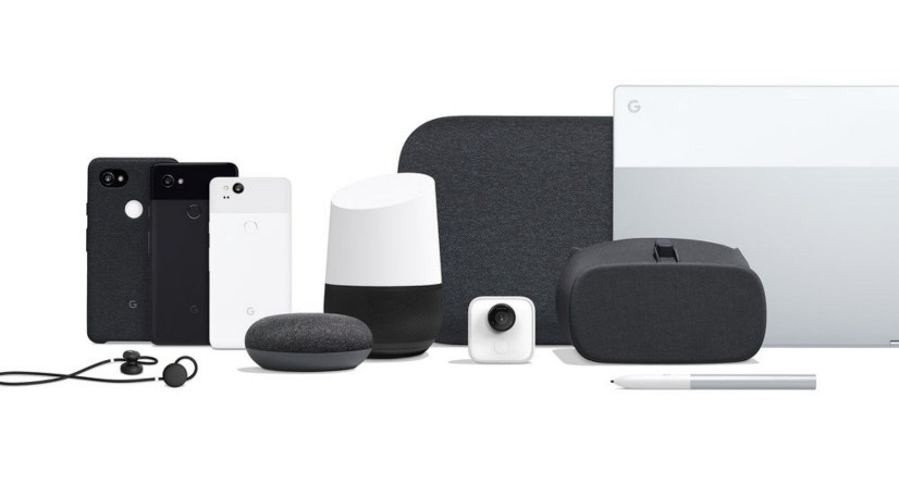Google 2017 event products group