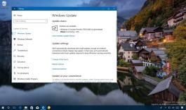 Windows 10 build 17025