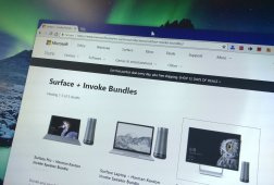 Surface plus Invoke speaker bundle at the Microsoft Store