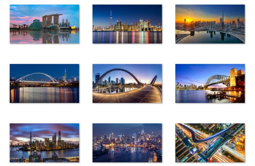 Stunning Cityscapes wallpapers