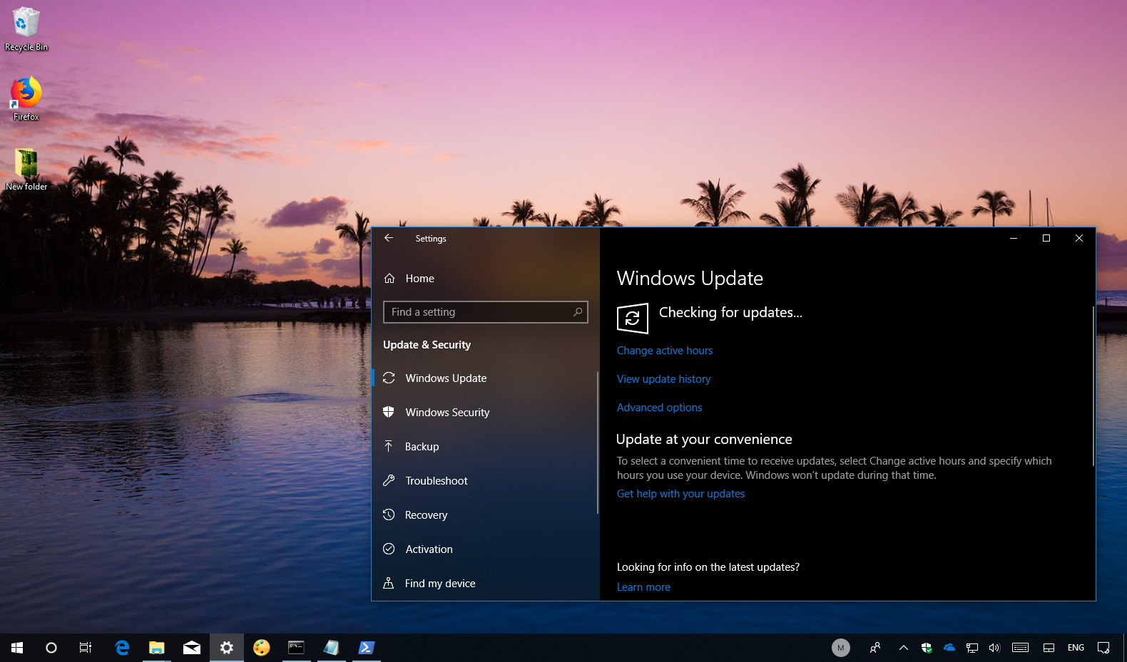 Windows 10 build 17133 Slow ring