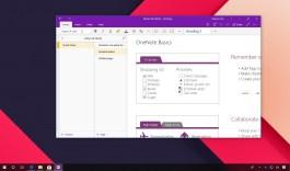 OneNote app for Windows 10