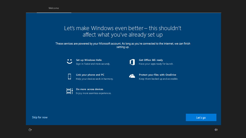 how to stop windows update windows 10 to 1809