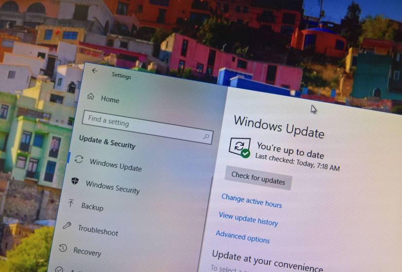Windows 10 lifecycle