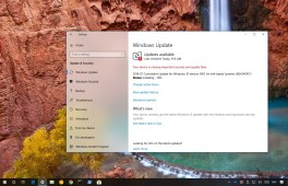 Windows 10 update KB4340917