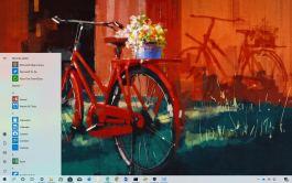 Artistic Endeavors theme for Windows 10