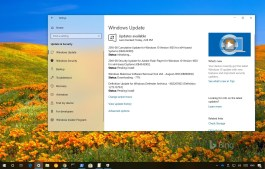 Windows 10 update KB4343909