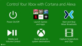 Xbox Skill for Alexa and Cortana