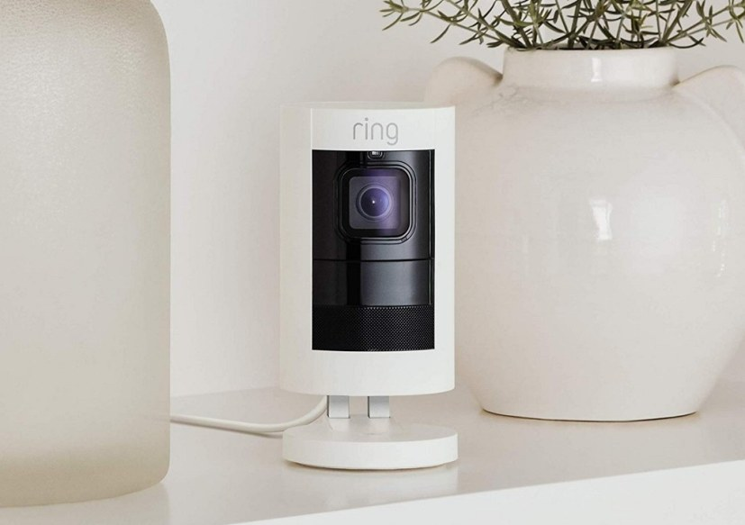 Ring Stick Up Cam from Amazon